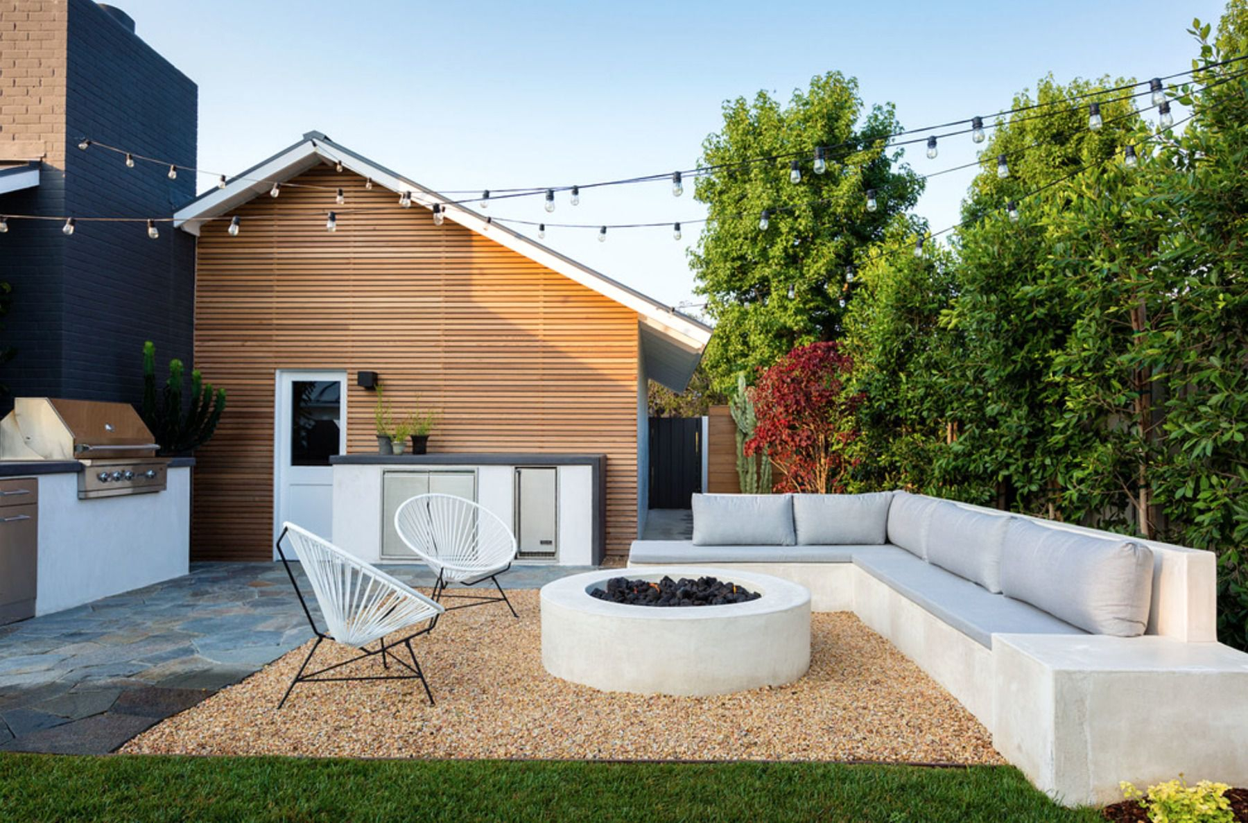 50 Backyard Landscaping Ideas To Inspire You with 11 Awesome Tricks of How to Make House Backyard Ideas