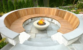 50 Best Outdoor Fire Pit Design Ideas For 2019 inside 14 Genius Concepts of How to Make Backyard Patio Ideas With Fire Pit