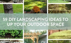 59 Diy Landscaping Ideas And Tips To Improve Your Outdoor Space Curbly regarding Backyard Easy Landscaping Ideas