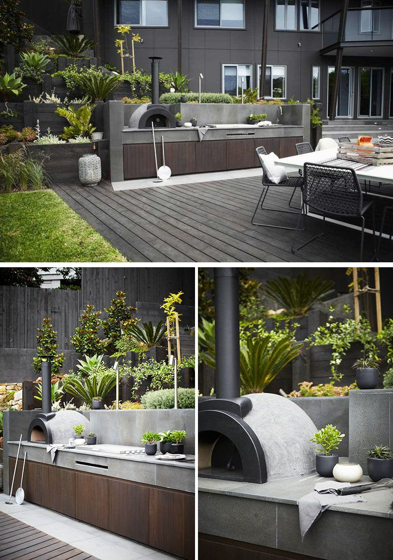 7 Outdoor Kitchen Design Ideas For Awesome Backyard Entertaining pertaining to 13 Awesome Designs of How to Makeover Backyard Kitchen Design Ideas