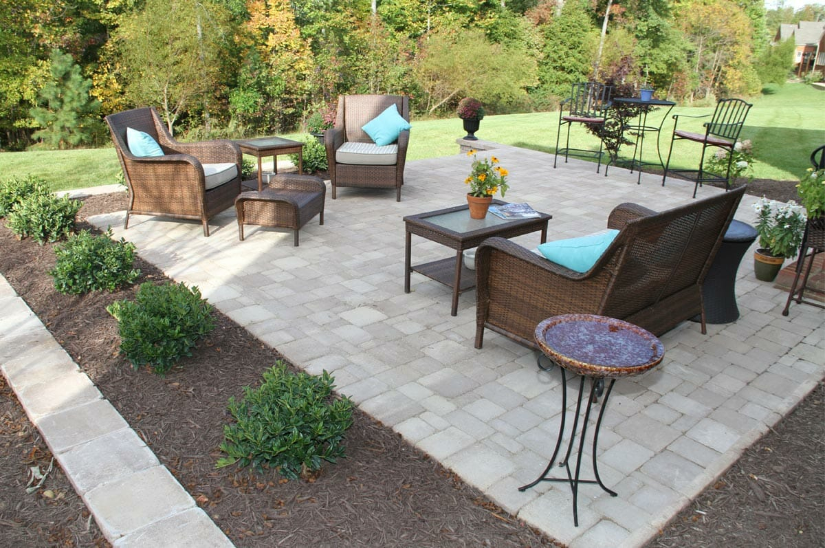 8 Wonderful Backyard Hardscape Ideas Patio Gallery Backyard pertaining to 14 Genius Concepts of How to Upgrade Hardscaping Ideas For Backyards