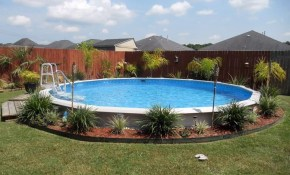 All You Need To Know About Above Ground Pool With Pictures within 13 Genius Ways How to Make Backyard Above Ground Pool Ideas