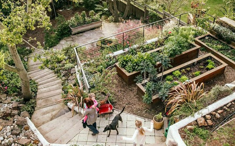 Amazing Ideas To Plan A Sloped Backyard That You Should Consider with regard to Sloping Backyard Landscaping Ideas