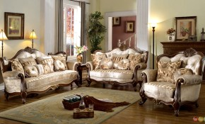 Antique Living Room Home Interior Design Ideas within 13 Smart Tricks of How to Build Antique Living Room Set