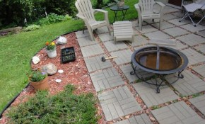 Awesome Cheap Landscaping Ideas For Backyard 1 Small Back Yard pertaining to 14 Smart Initiatives of How to Makeover Inexpensive Landscaping Ideas For Backyard