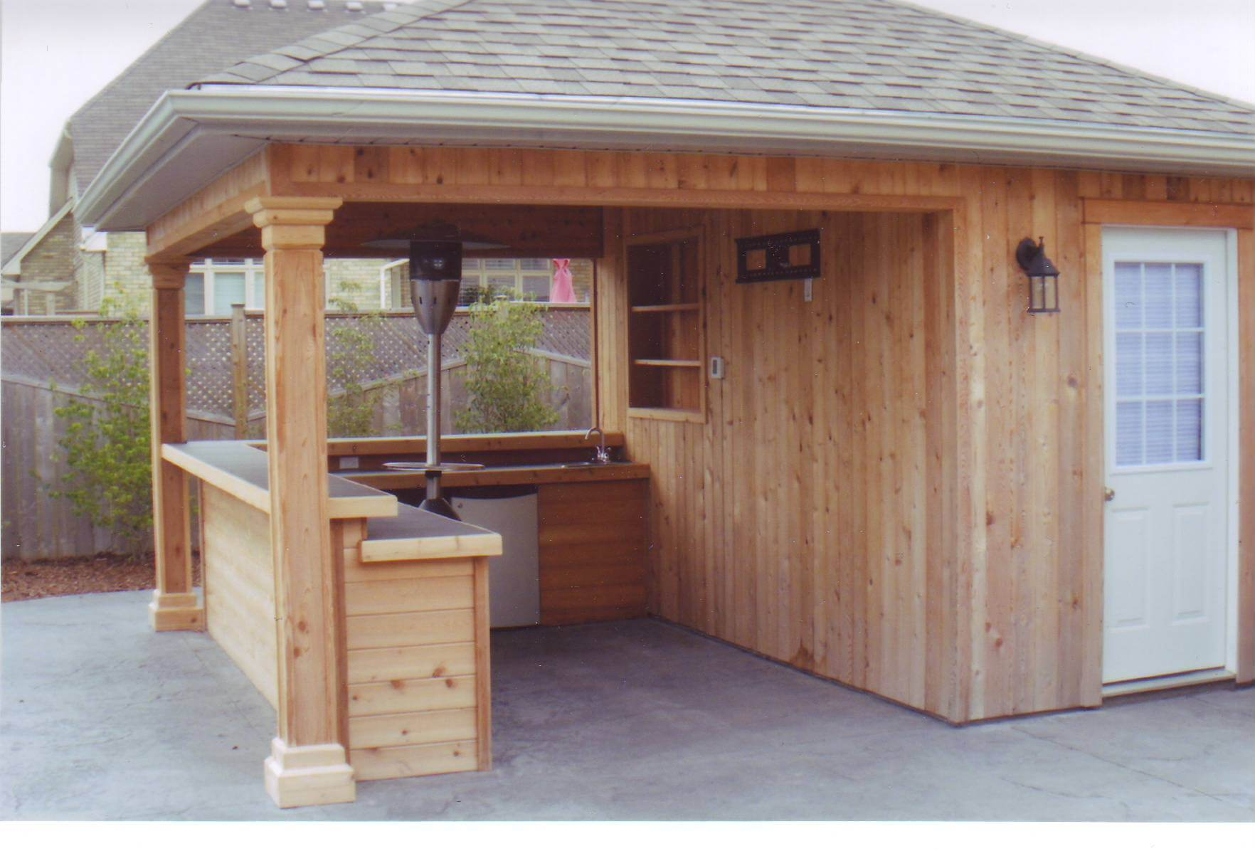 Backyard Bar Shed Ideas Build A Pub Shed Backyard Buildings throughout Backyard Bar Ideas