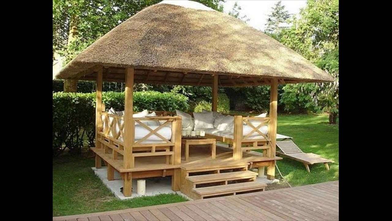 Backyard Gazebo Designs Ideas Youtube with regard to 12 Genius Ways How to Make Backyard Gazebo Ideas