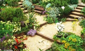 Backyard Landscaping Ideas On A Budget Landscapingideas Home inside 13 Clever Initiatives of How to Build Sloping Backyard Landscaping Ideas