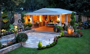 Backyard Living Ideas Space Design Outdoor Furniture for Backyard Space Ideas