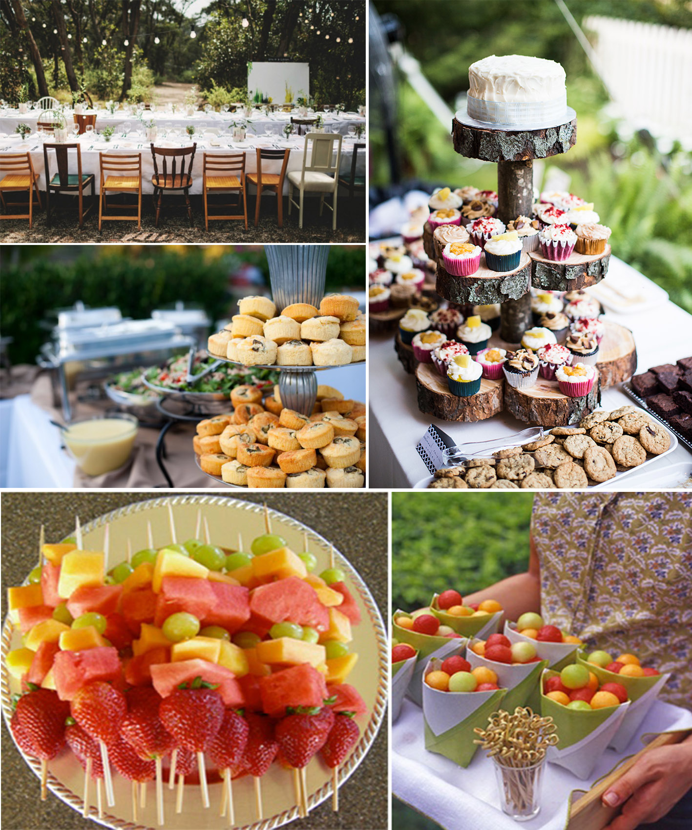 Backyard Party Food Ideas inside 12 Awesome Ideas How to Build Backyard Party Food Ideas