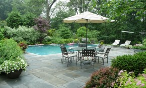 Backyard Pool Landscaping Ideas Decor Its in Backyard Pool Landscaping Ideas