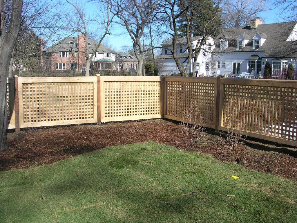 Backyard Privacy Solutions Ducksdailyblog Fence Privacy Fence throughout Backyard Privacy Fences