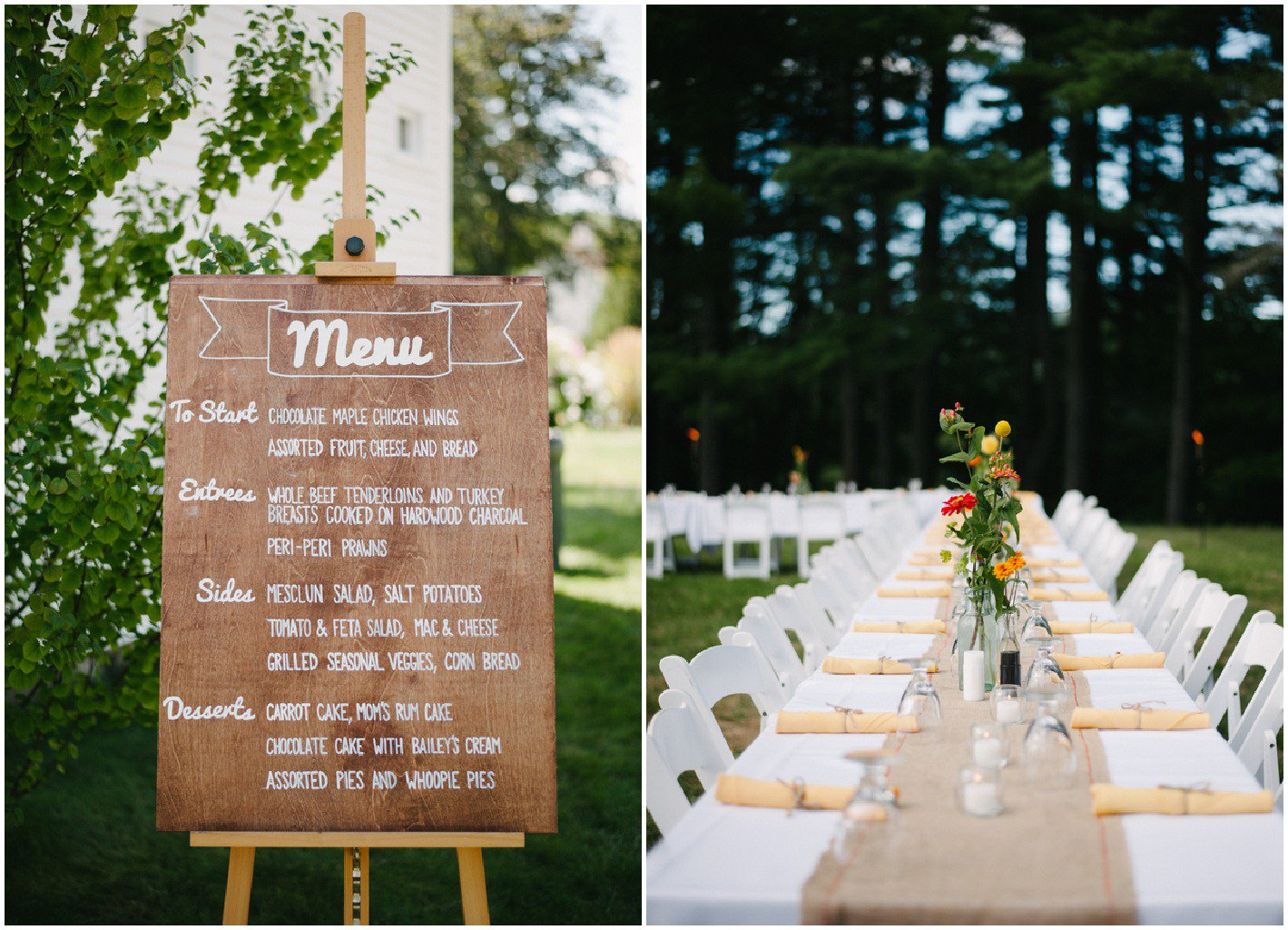Backyard Weddings On A Budget White Salmon Wines How To Decorate pertaining to Backyard Wedding Decorations