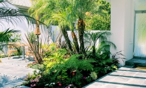 Ca Friendly Design Ideas Rogers Gardens pertaining to 14 Awesome Concepts of How to Build Tropical Backyard Landscaping