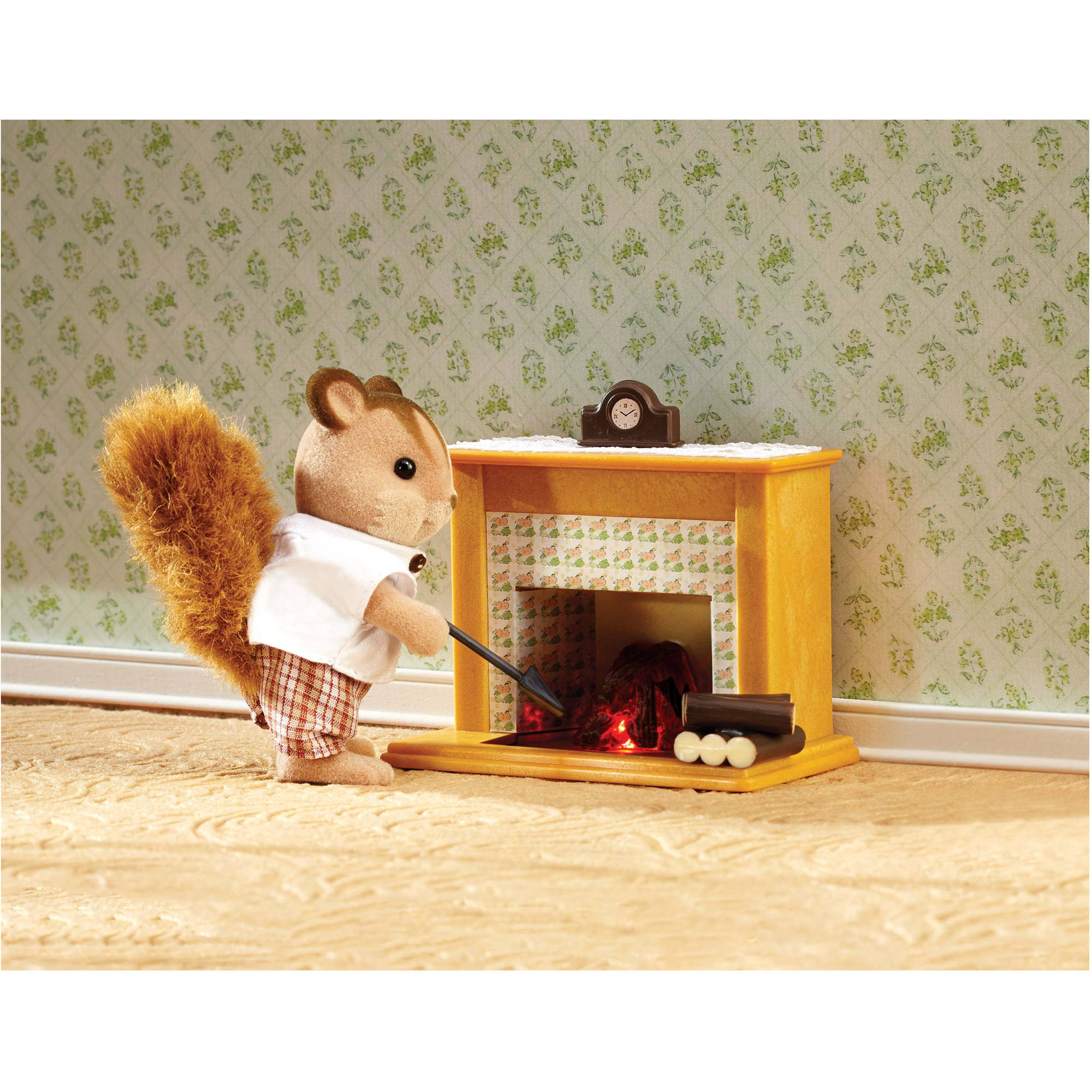 Calico Critters Deluxe Living Room Set Walmart regarding Calico Critters Deluxe Living Room Set
