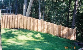 Cedar Fences Wood Fences Americas Backyard In Joliet Il with regard to Types Of Fences For Backyard