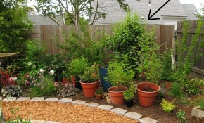 Diy Landscaping Ideas Pickman Decors within Backyard Easy Landscaping Ideas