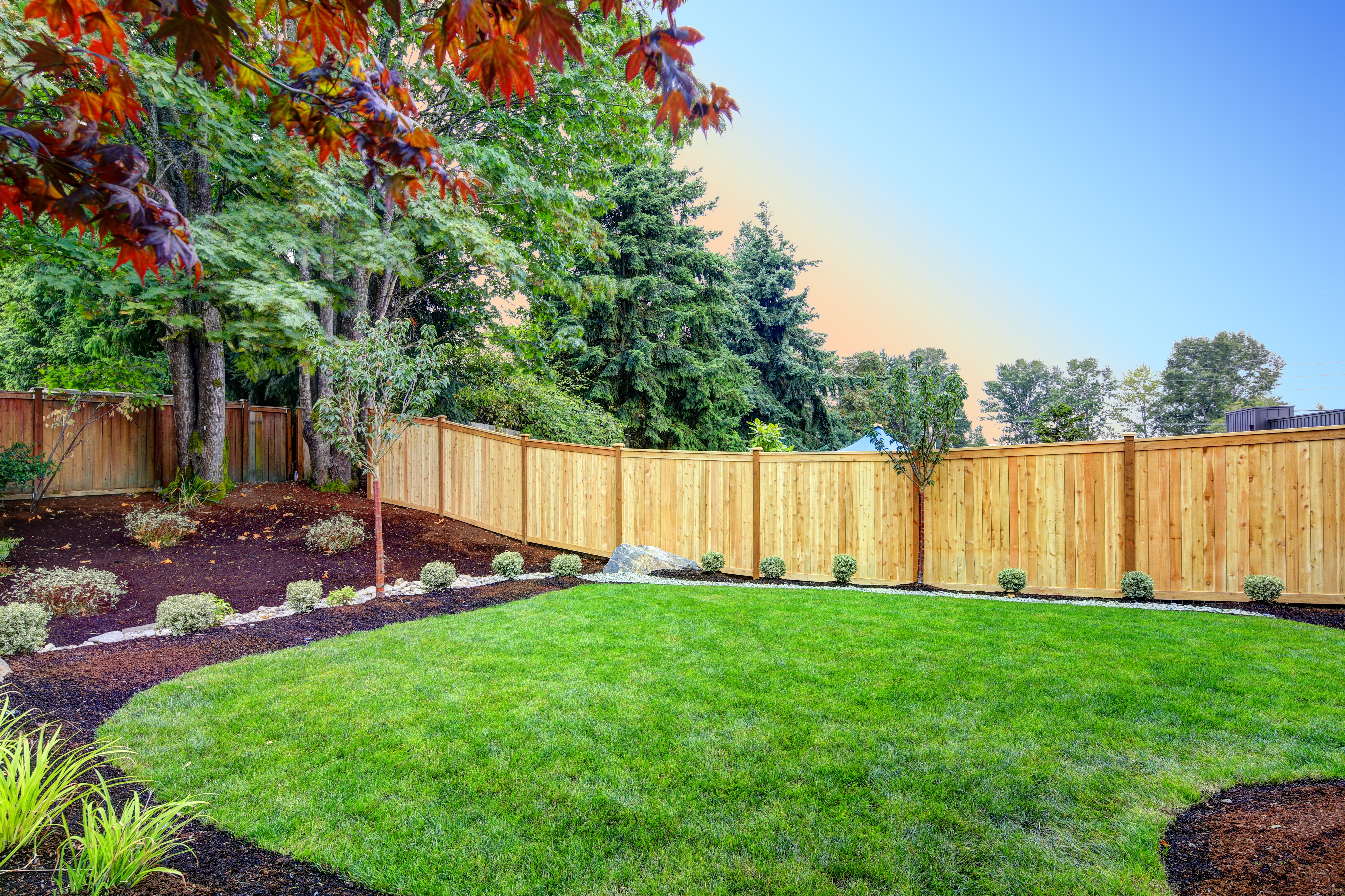 Does A Fence Increase Home Value Heres What The Pros Say in Cost To Fence A Backyard