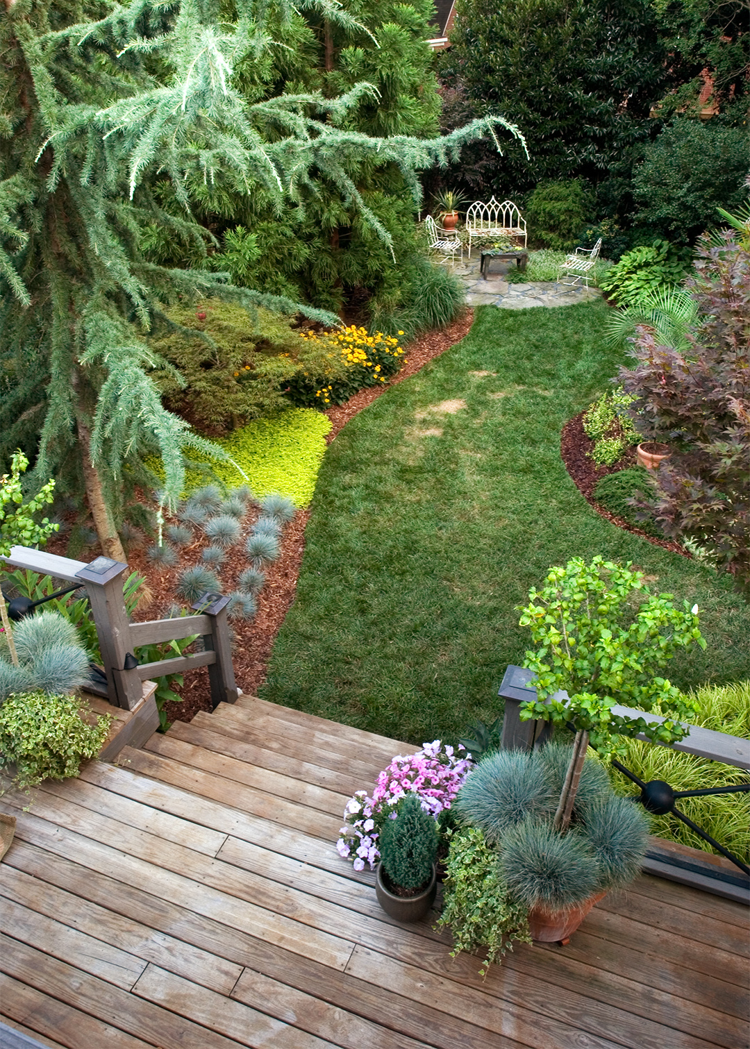 Easy Landscaping Ideas with 14 Smart Concepts of How to Make Backyard Easy Landscaping Ideas