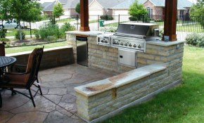 Entrancing Bbq Grill Design Ideas Of Backyard Barbecue Designs Patio within 12 Genius Ways How to Craft Backyard Grill Ideas