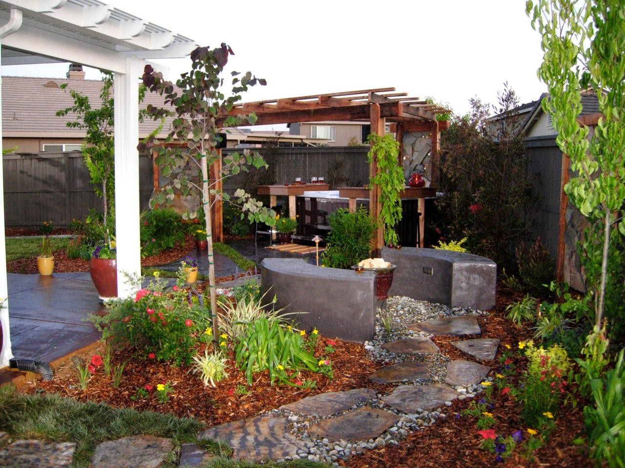 Extremely Beautiful Easy Diy Yard Makeover Ideas That Will Make You pertaining to Backyard Makeover Ideas Diy