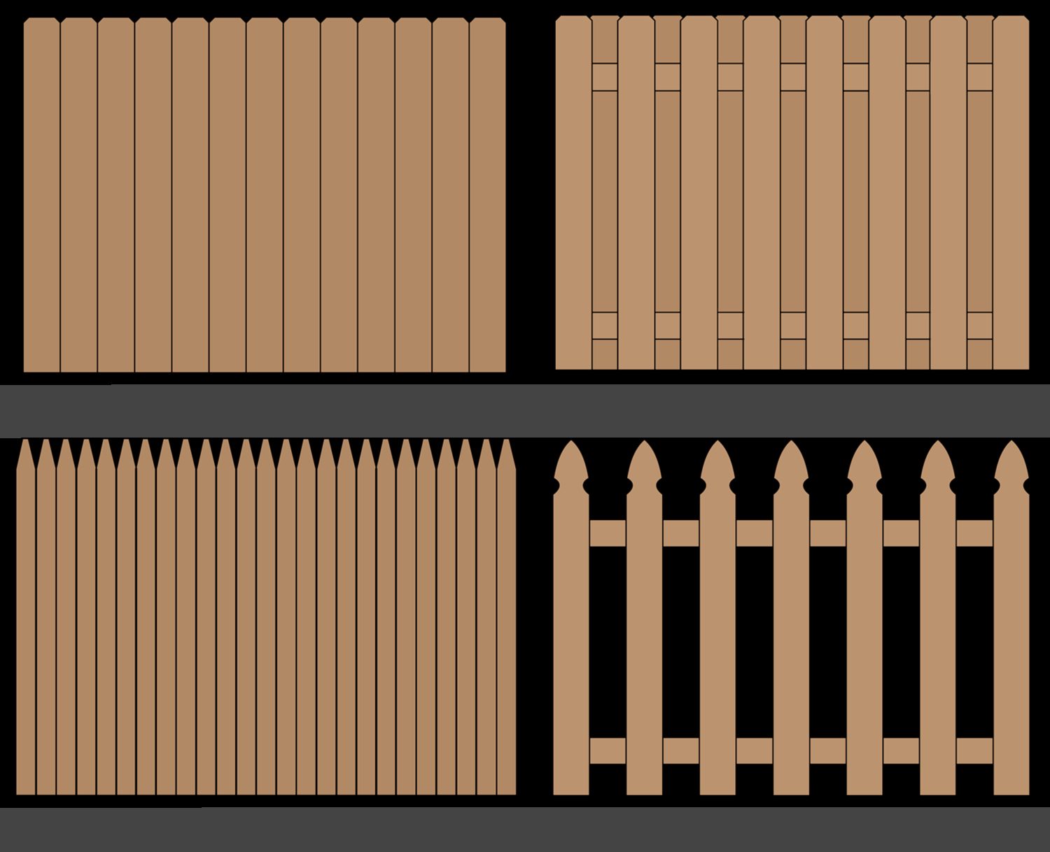 Fence Calculator Estimate Wood Fencing Materials And Post Centers within 16 Smart Ideas How to Make Backyard Fence Cost Calculator