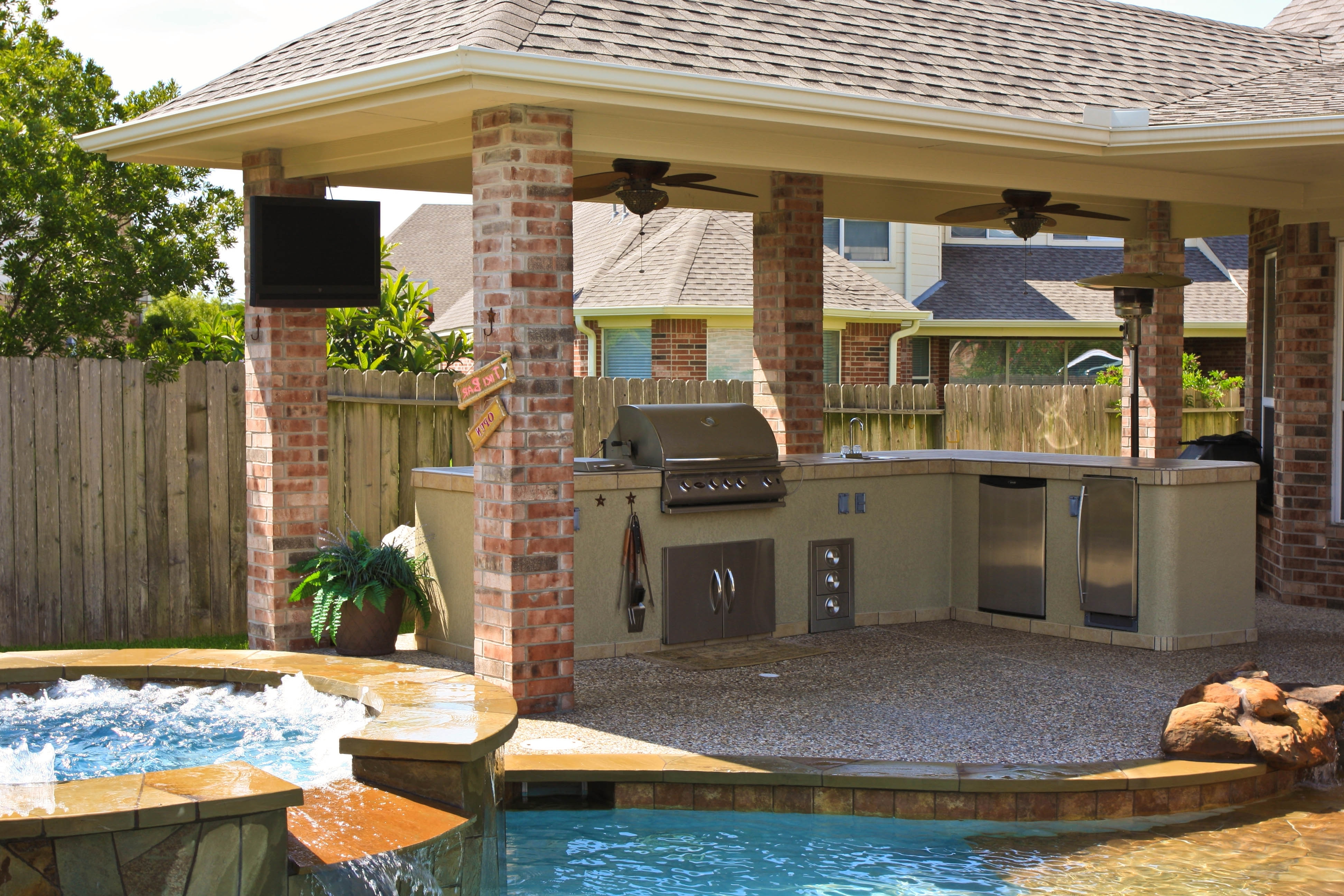 Front Yard Unique Patio Ideas Photo Concept Home Entrance Patios Low intended for 14 Awesome Ways How to Upgrade Covered Backyard Patio Ideas