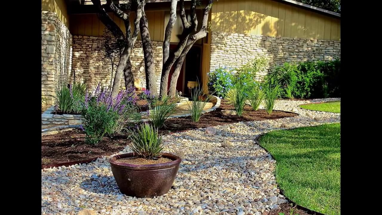 Gravel Garden Design Ideas Youtube regarding 15 Smart Ways How to Makeover Gravel Backyard Landscaping