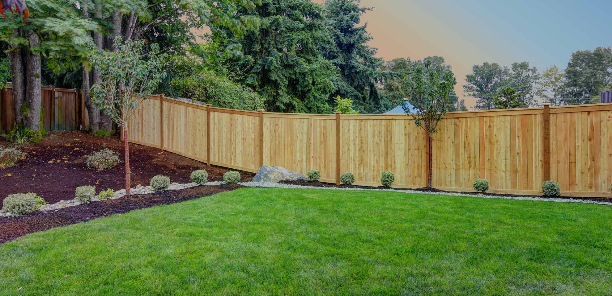 Home Fence All Outdoor Home Improvement Ottawa On intended for Pricing For Fencing For A Backyard