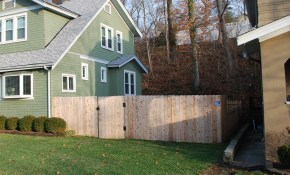 Home Fencing Options Home Fencing Buyers Guide Houselogic throughout 13 Clever Ways How to Upgrade Cost Of Fencing Backyard