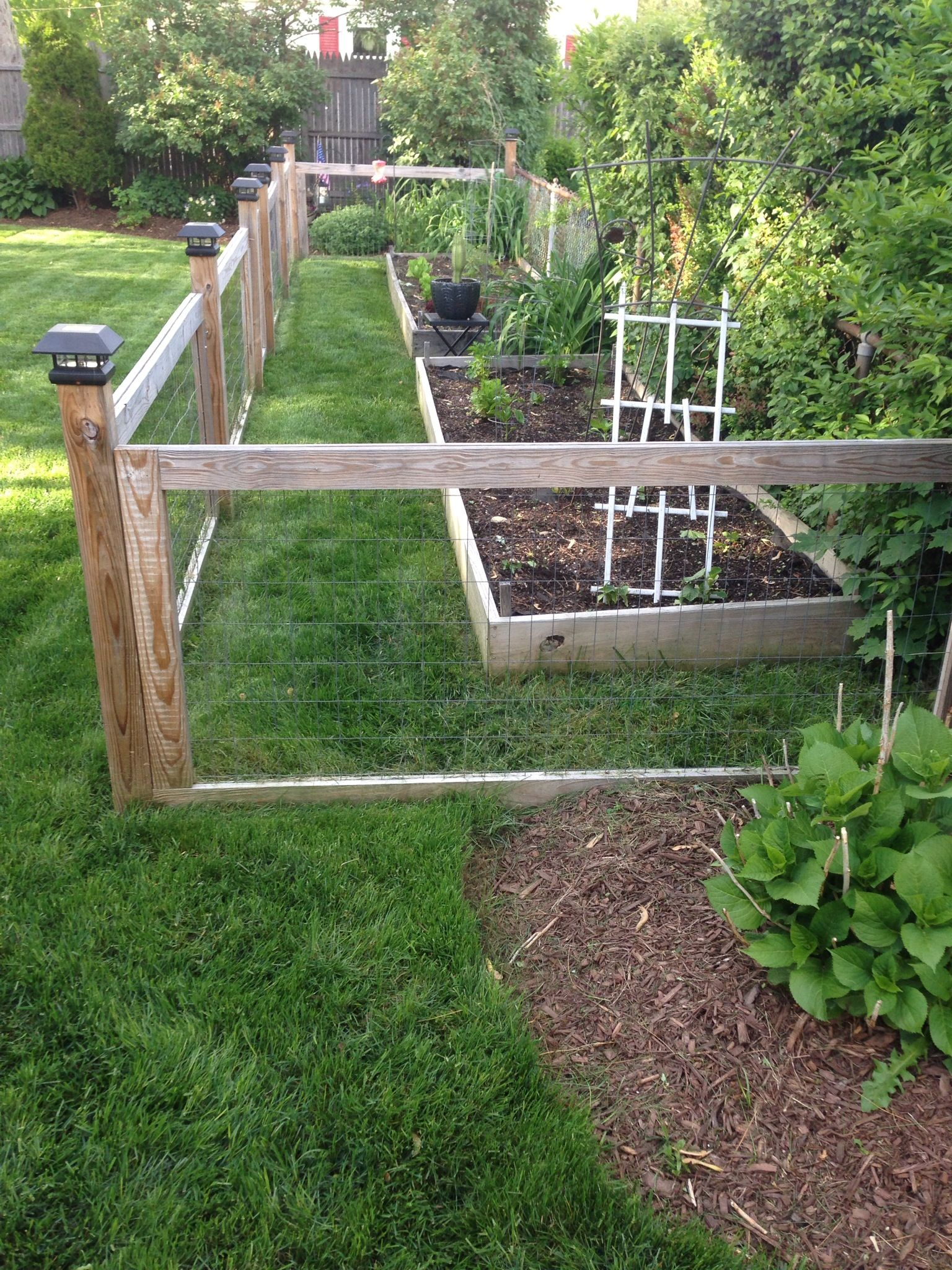 Homemade Garden Fence With Raised Beds Gardening Fenced for 11 Genius Designs of How to Makeover Backyard Garden Fence