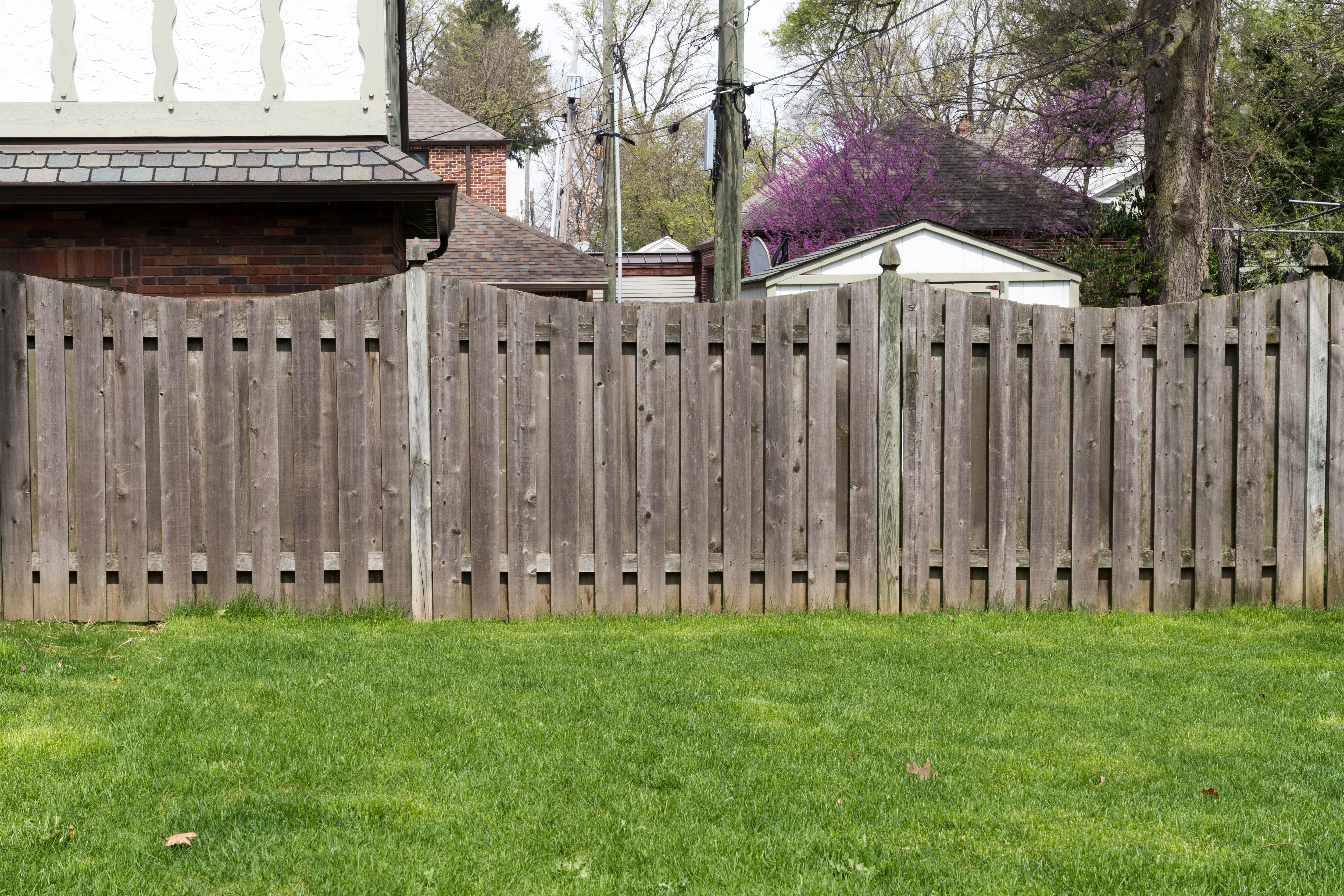 How Much Does A Privacy Fence Cost Angies List in Cost To Fence A Backyard