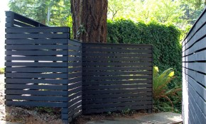How To Build A Diy Backyard Fence Part Ll Diy Modern Fence Dunn Diy in 16 Awesome Tricks of How to Makeover How To Build A Backyard Fence