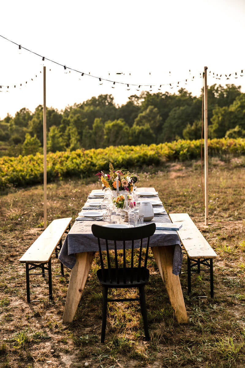 How To Host A Simple Backyard Party A Couple Cooks with regard to Outdoor Ideas For Backyard
