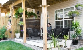 How To Prep Your Yard For Spring And Summer Diy Spring Yard Work throughout Backyard Steps Ideas