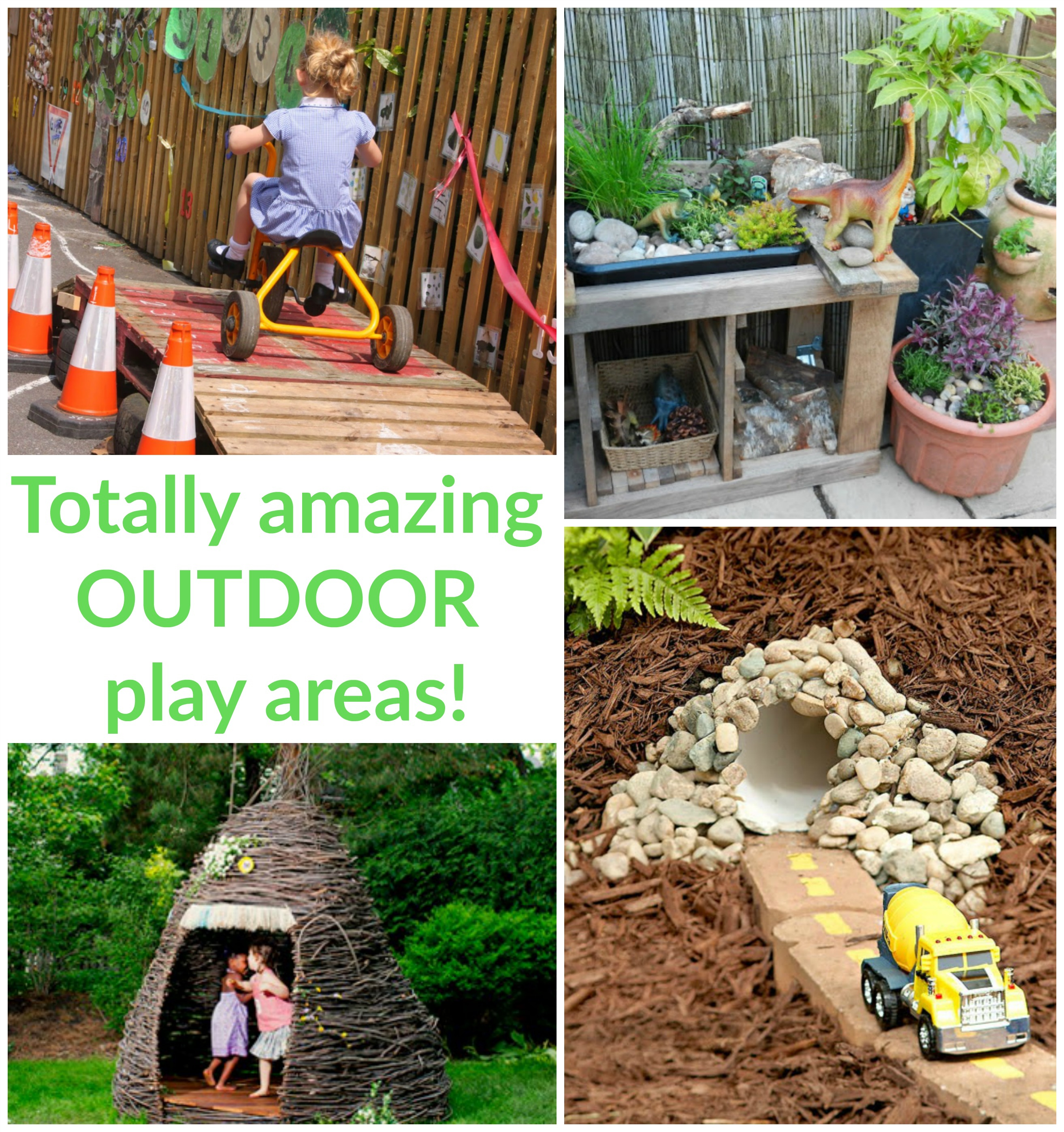 Inspiring Outdoor Play Spaces The Imagination Tree inside 13 Clever Ideas How to Make Backyard Play Ideas
