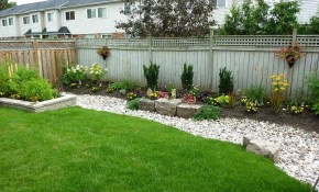 Landscaping Ideas For Backyard On A Budget Easy Low Maintenance pertaining to 14 Smart Ways How to Make Backyard Landscape Ideas On A Budget