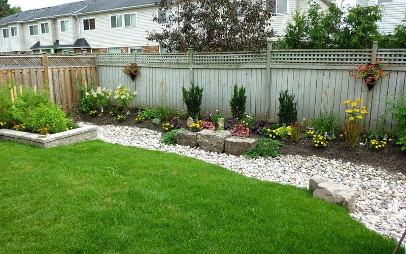 Landscaping Ideas For Backyard On A Budget Easy Low Maintenance regarding 11 Clever Designs of How to Build Low Maintenance Backyard Ideas