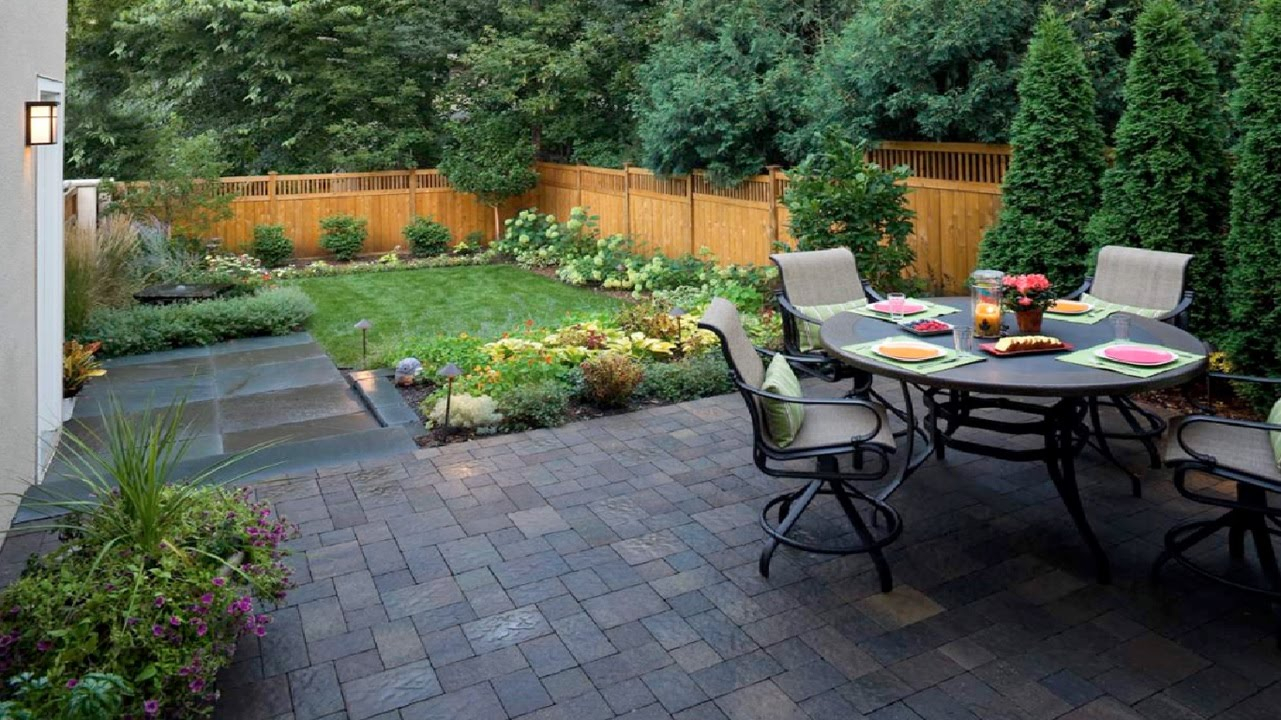 Landscaping Ideas For Small Yards On A Budget Dvmx Home Decor with Simple Backyard Ideas For Small Yards