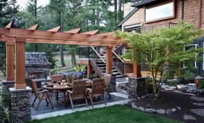 Landscaping Ideasbackyard Landscape Design Ideas Youtube pertaining to How To Landscape A Small Backyard