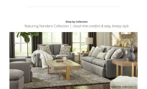 Living Room Furniture Ashley Furniture Homestore intended for Low Priced Living Room Sets