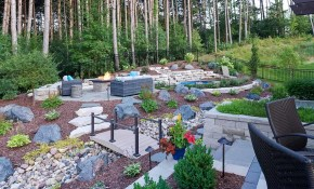 Low Maintenance Backyard Landscaping Ideas Southview Design Blog throughout Low Maintenance Backyard Landscaping