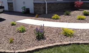 Low Maintenance Landscape Design Ideas For Front Yards In Gettysburg within Low Maintenance Backyard Landscaping