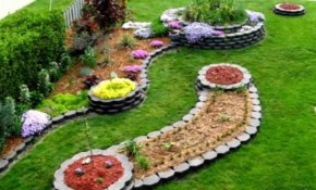 Modern Backyard Cool Sloped Backyard Ideas On A Budget Small pertaining to 13 Clever Initiatives of How to Build Sloping Backyard Landscaping Ideas