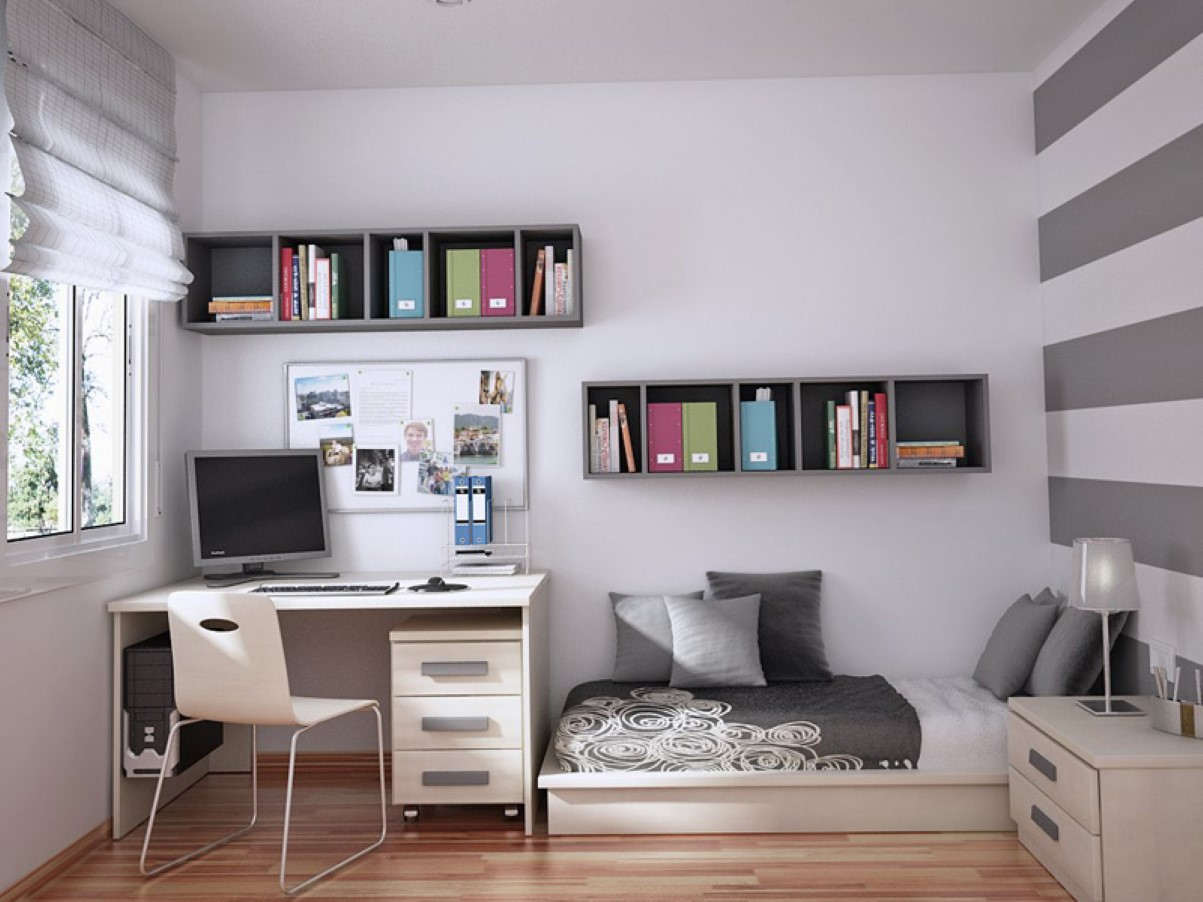 Modern Teenage Bedroom Cool Bedrooms For Teens Small Modern Teen with regard to 15 Awesome Designs of How to Craft Modern Teen Bedroom