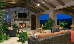 Our 20 Favorite Ideas For Outdoor Living Spaces Freshome with Outdoor Living Room Set
