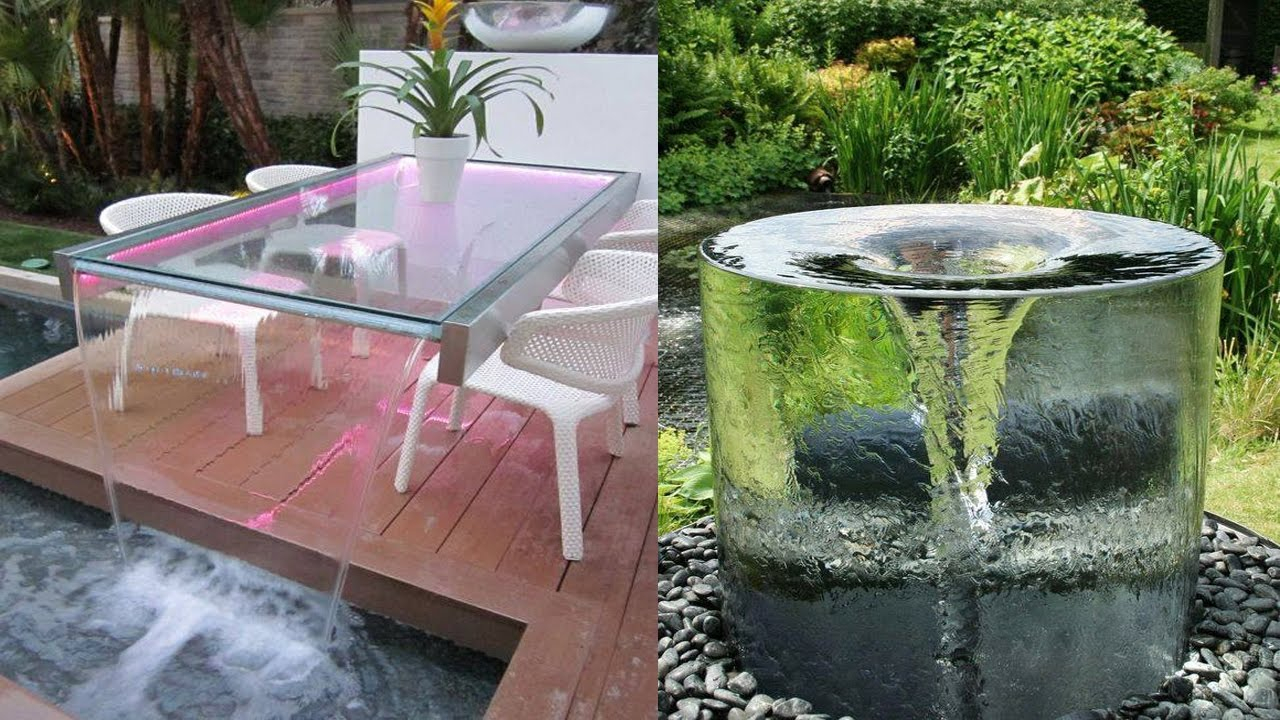 10 Genius Ideas How to Makeover Small Backyard Water ...