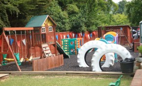 Outdoorspacesforkids Home With Kids Play Area Outdoor This pertaining to Backyard Play Ideas