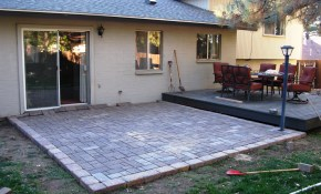 Patio Ideas Diy And Landscaping Image Home Decor Ideas intended for 14 Smart Ideas How to Build Paved Backyard Ideas