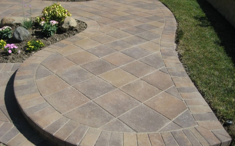 Paver Patterns And Design Ideas For Your Patio inside 12 Some of the Coolest Ways How to Improve Backyard Pavers Design Ideas